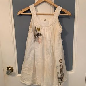 Old Navy Butterfly Floral Trapeze Sun Dress